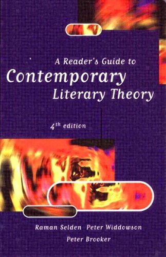 9780134919522: A Reader's Guide to Contemporary Literary Theory