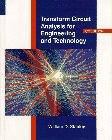 9780134924304: Transform Circuit Analysis for Engineering and Technology (Electronic Technology)
