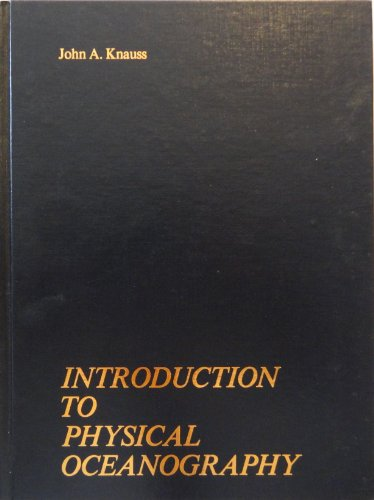 9780134930152: Introduction to Physical Oceanography