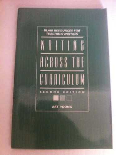 9780134930657: Writing across the curriculum