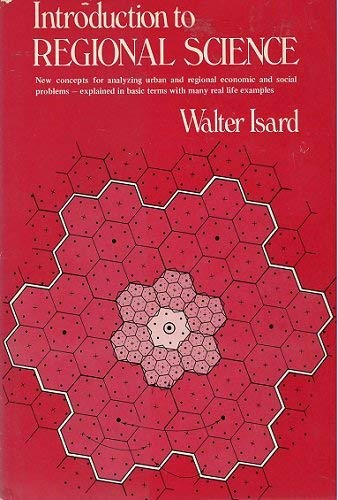 9780134938417: Introduction to Regional Science