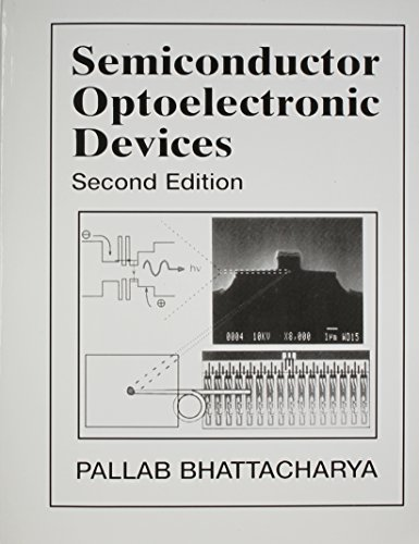 9780134956565: Semiconductor Optoelectronic Devices (2nd Edition)