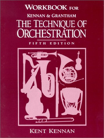 9780134957555: Technique Orchestration Workbook