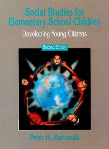 9780134965062: Social Studies for Elementary School Children: Developing Young Citizens