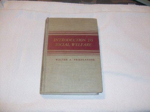 9780134970325: Introduction to Social Welfare ([Prentice-Hall sociology series])