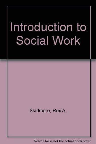 9780134970400: Introduction to Social Work