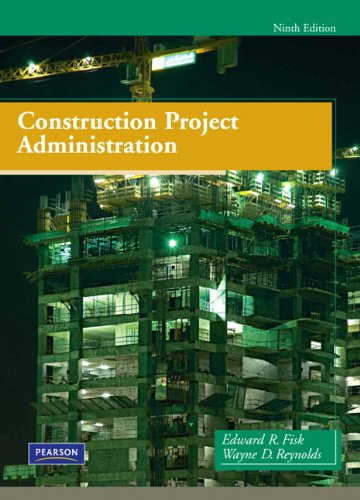 9780135000076: Construction Project Administration
