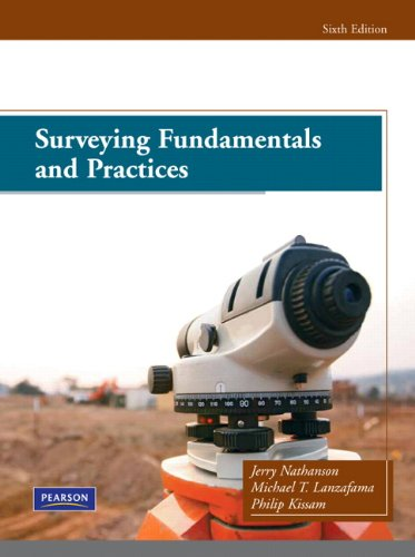 9780135000373: Surveying Fundamentals and Practices (6th Edition)