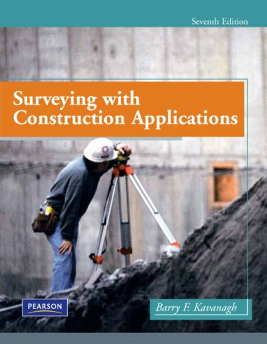 9780135000519: Surveying with Construction Applications (7th Edition)