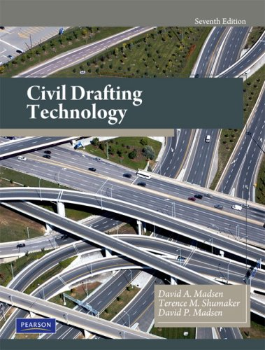 Civil Drafting Technology (7th Edition) (0135000688) by David A. Madsen Emeritus; David P. Madsen; Terence M. Shumaker