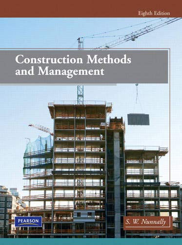 9780135000793: Construction Methods and Management (8th Edition)