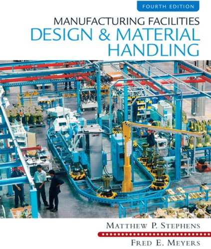 9780135001059: Manufacturing Facilities Design and Material Handling