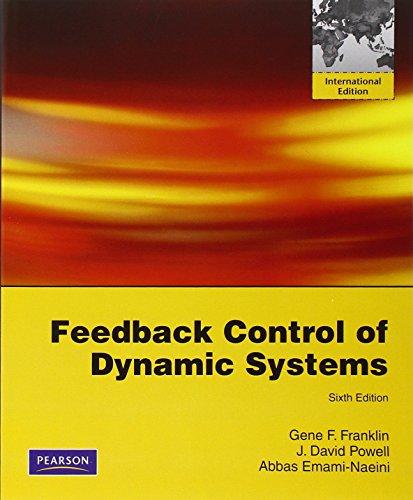 9780135001509: Feedback Control of Dynamic Systems