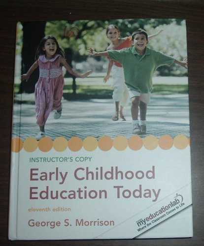 9780135003336: Early Childhood Education Today (Instructor's Copy)