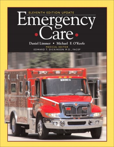 9780135005231: Emergency Care