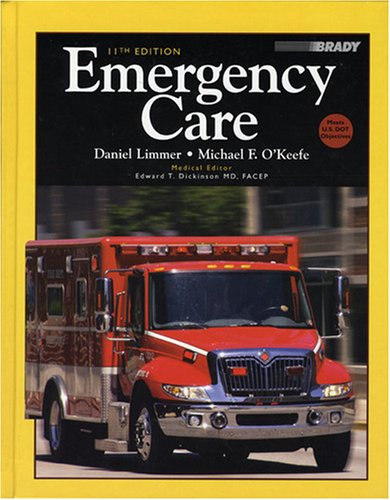 9780135005248: Emergency Care (11th Edition)