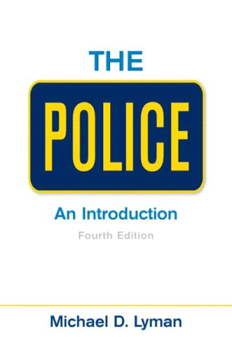 9780135005668: The Police: An Introduction