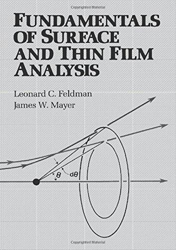 9780135005705: Fundamentals of Surface Thin Film Analysis
