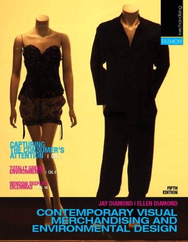 9780135007617: Contemporary Visual Merchandising (5th Edition) (Fashion Series)