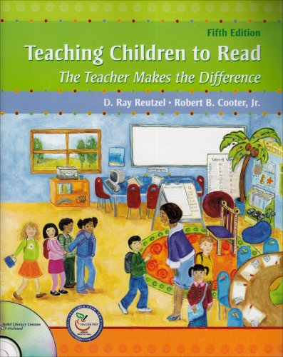 9780135008362: Teaching Children to Read: The Teacher Makes the Difference [With Access Code]