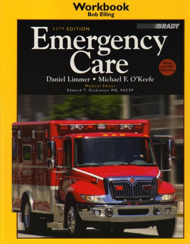 9780135008638: Emergency Care Workbook, 11E