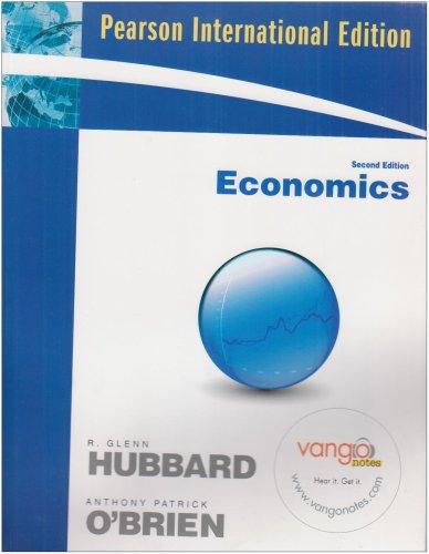 9780135009307: Economics INTERNATIONAL EDITION
