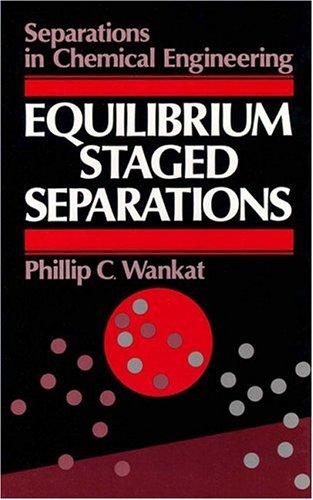 9780135009680: Equilibrium-Staged Separations