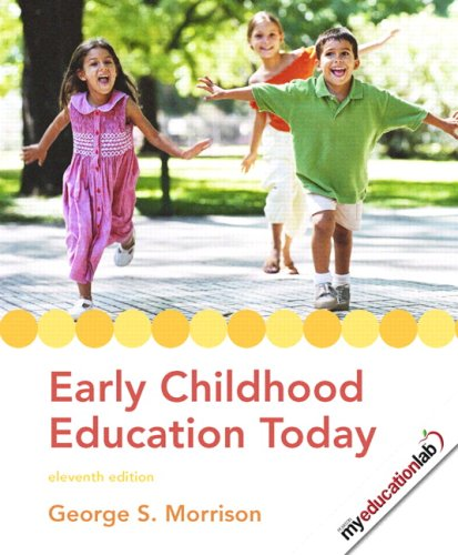 9780135010525: Early Childhood Education Today