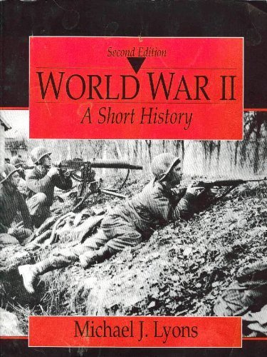 9780135011560: World War II: A Short History