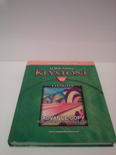9780135013922: Longman Keystone Teachers Edition Florida Level C