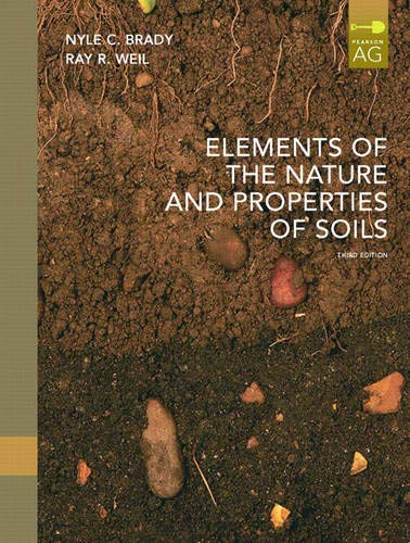 9780135014332: Elements of the Nature and Properties of Soils
