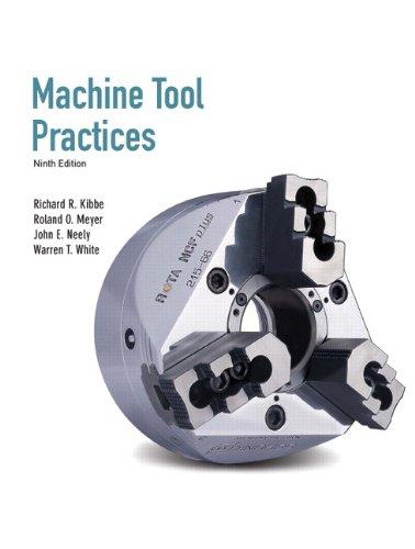 9780135015087: Machine Tool Practices:United States Edition