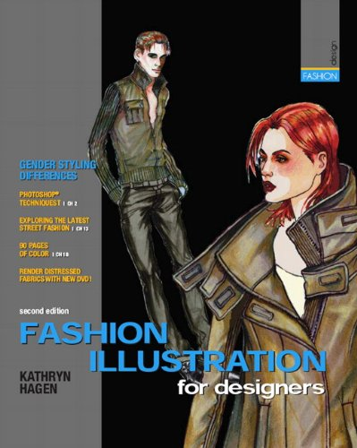 9780135015575: Fashion Illustration for Designers