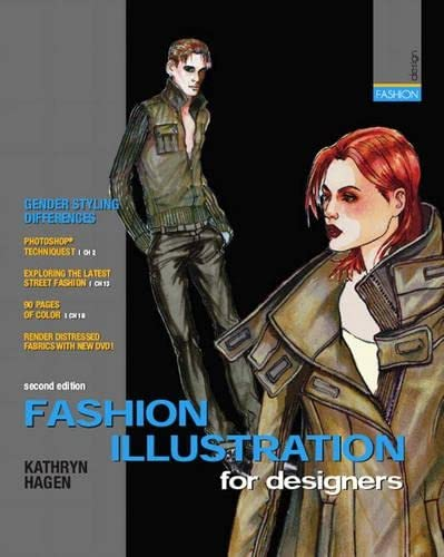 9780135015575: Fashion Illustration for Designers (2nd Edition)