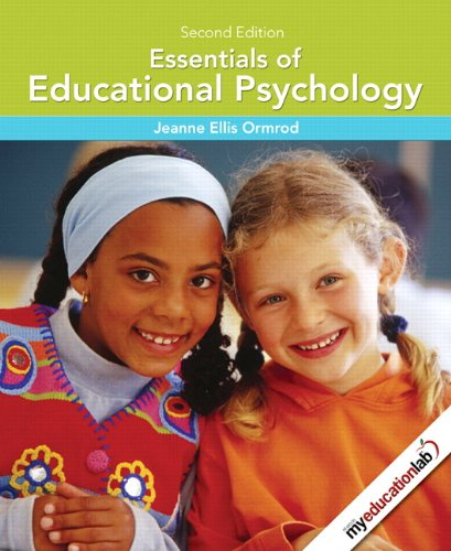 9780135016572: Essentials of Educational Psychology