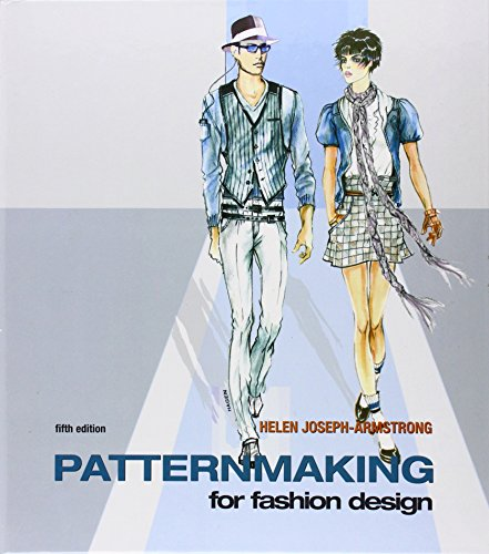 9780135018767: Patternmaking for Fashion Design (5th Edition) by Helen Joseph Armstrong (2009-10-26)
