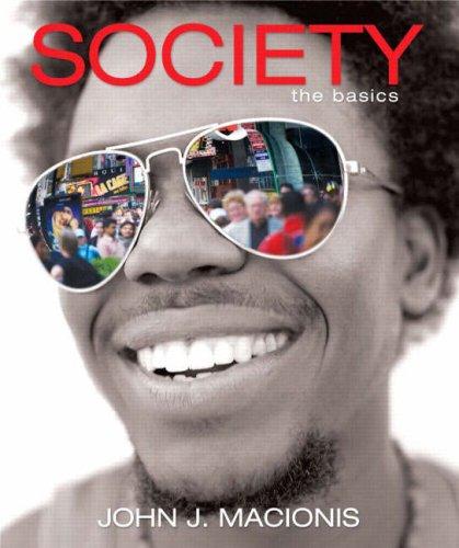 9780135018828: Society: The Basics (10th Edition)