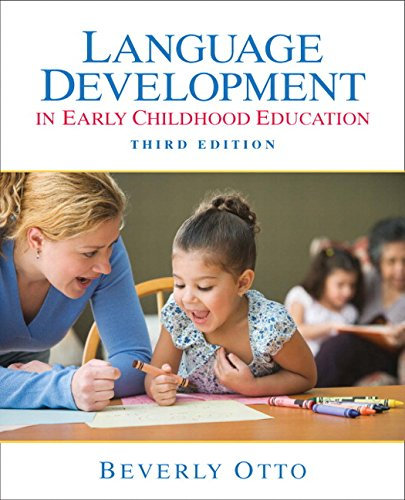 9780135019696: Language Development in Early Childhood Education (3rd Edition)