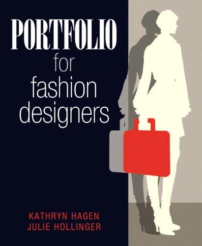 9780135020470: Portfolio for Fashion Designers