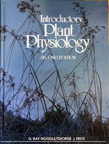 9780135020968: Introductory Plant Physiology