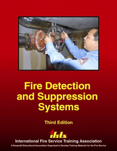 9780135021347: Fire Detection and Suppression Systems Manual, 3rd Edition