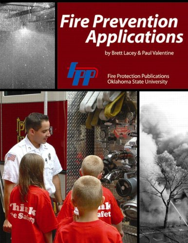 9780135021927: Fire Prevention Applications