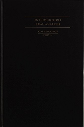 9780135022788: Introductory Real Analysis (Selected Russian publications in the mathematical sciences)