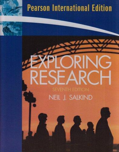9780135025536: Exploring Research