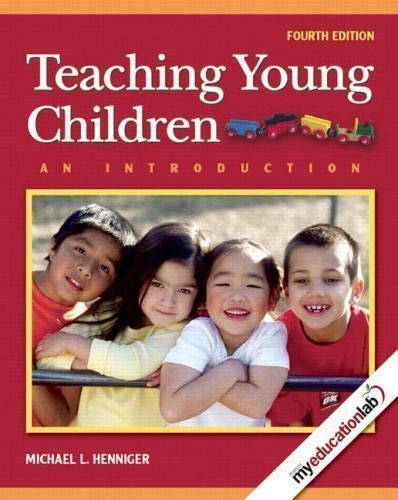 9780135025789: Teaching Young Children an Introduction 4th Edition - Instructor's Copy