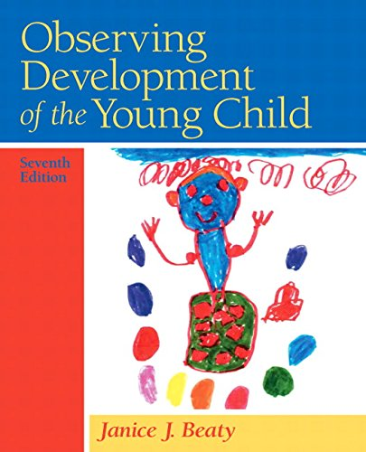 9780135025895: Observing Development of the Young Child (7th Edition)