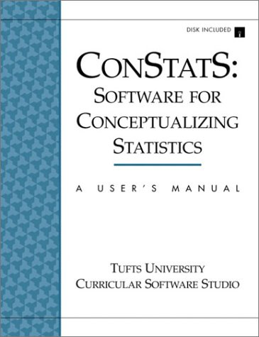 Constats: Software for Conceptualizing Statistics: A User's: Tufts University