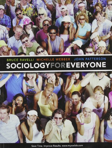 9780135026076: Sociology for Everyone-Textbook ONLY >Canadian<