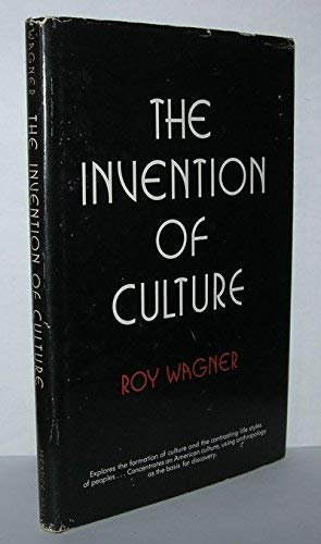 9780135026090: Invention of Culture (Prentice-Hall anthropology series)