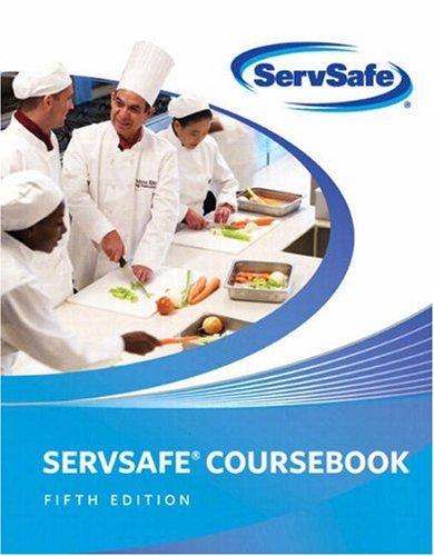 9780135026526: Servsafe Coursebook